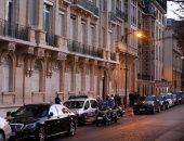 """بث مباشر من أمام مقر إقامة """"سعد الحريرى"""" فى العاصمة الفرنسية باريس"""