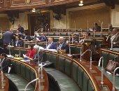 """رئيس البرلمان للنواب: اللائحة تنظم الحصول على الكلمة """"وإلا هتبقى فوضى"""""""