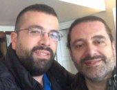 الأمين العام لتيار المستقبل اللبنانى ينشر صورته مع الحريرى ويؤكد: طريقنا طريقك