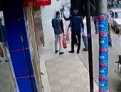 فيديو.. انفجار أنبوبة غاز بمطعم فى أسيوط وإصابة عدد من العاملين ومارة بالشارع
