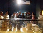 أدوات التجميل.. الجمهور يختار قطعة الشهر لعرضها فى متحف ملوى