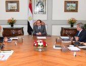 الرئيس السيسى يوجه بمواصلة العمل على تعزيز شبكات وبرامج الحماية الاجتماعية