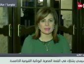 فيديو.. أمانى الخياط: ترسيم حدود مصر البحرية يوقف سرقة إسرائيل وتركيا للغاز
