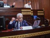 """طارق شوقى وقياداته يناقشون خطة الوزارة أمام """"تعليم البرلمان"""" اليوم"""