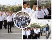 """بدء الدراسة لطلاب الضبعة للطاقة النووية السلمية  بمقر """"تكنولوجيا الصناعة"""" بمدينة نصر"""