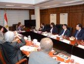 وزيرة التخطيط تجتمع بوفد البنك الدولى لبحث سبل التعاون فى عدد من الملفات