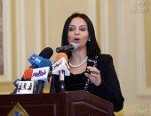 رئيسة القومى للمرأة تستقبل السفير الإيطالى بالقاهرة لبحث سبل التعاون