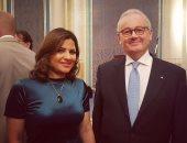 سفير إيطاليا بالقاهرة: مصر ذات دور مهم فى المنطقة ونتعاون معًا لمكافحة الإرهاب
