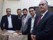 صور.. جمارك مطار القاهرة تضبط محاولة تهريب كمية من العاج وجلود التمساح