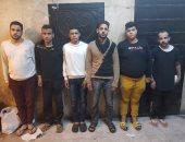 حبس 8 بلطجية بتهمة قتل سائق توك توك لسرقته بالإكراه بالمرج 4 أيام