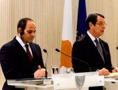 السيسي: اكتشافات الطاقة فى شرق المتوسط تسهم فى تحقيق الاستقرار والسلام.. صور