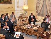 عادل الجبير: سنلجأ للأمم المتحدة ومجلس الأمن لبحث الخطوات المقبلة ضد إيران.. صور