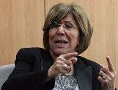 فريدة الشوباشى: بكيت بشدة عندما تحدثت حرم الرئيس السيسى عن أمهات الشهداء