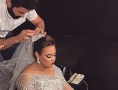 """فيديو وصور.. """"ويزو"""" نجمة مسرح مصر تستعد لحفل زفافها الليلة"""