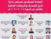 صور.. انطلاق انتخابات نادى التجديف للرياضات المائية بالأقصر