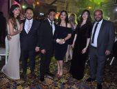 "صور.. نجوم مسرح مصر وزوجاتهم يشاركون ""ويزو وشريف حسنى"" الـfirst dance "