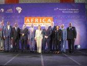 بدء فعاليات مؤتمر البورصات الأفريقية بالقاهرة.. صور