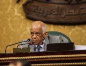 بعد مرور 45 دقيقة بالجلسة.. عبد العال يطالب الأمين العام برفع بصمة الحضور .. صور