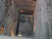 صور.. تنظيف بئر يوسف فى قلعة صلاح الدين
