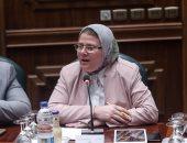 إصابة شيرين فراج عضو مجلس النواب بفيروس كورونا وعزلها بقصر العينى