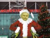 مورينيو يفسد إجازة عيد الميلاد على مانشستر يونايتد