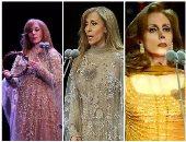 10 فساتين من دولاب جارة القمر فيروز نصبتها ملكة على المسرح فى عيد ميلادها