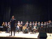 صور.. عروض فرقة أسوان للموسيقى العربية أمام لجنة التقييم