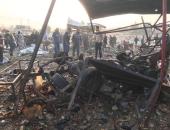 ارتفاع قتلى تفجيرات العراق الإرهابية إلى 4 أشخاص وإصابة 10 آخرين