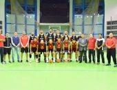 معسكر الإسكندرية يجهز منتخب السلة لبطولة البحرين