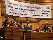 وزير القوى العاملة: 2018 سيكون عام خير للمصريين (صور)