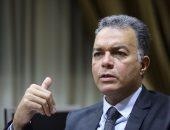 وزارة النقل تنفى توقف العمل بمحور كوبرى الدخيلة بالإسكندرية