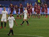 ملخص وأهداف مباراة ليفربول وإشبيلية فى دورى أبطال أوروبا