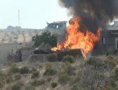 صور.. المتحدث العسكرى يعلن مقتل 4 تكفيريين شديدى الخطورة بشمال سيناء