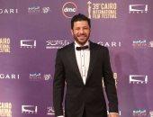 إياد نصار عن القاهرة السينمائى: البدايات مبشرة للغاية (صور)