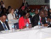 صور.. وزير نيجيرى: مباحثات لتداول السندات الخضراء فى البورصة النيجيرية