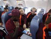 صور .. برشلونة يطير إلى إيطاليا لمواجهة يوفنتوس
