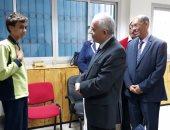 رئيس قطاع التعليم العام يتفقد مدارس القاهرة الجديدة