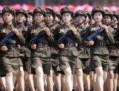 """سول: تنظيم موكبا عسكريا محتملا فى """"بيونج يانج"""" ليلة انطلاق الأولمبياد"""