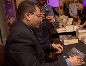 مؤتمر بورسعيد الأدبى يكرم الكاتب سامح الجباس