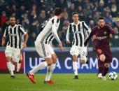 برشلونة يتأهل لثمن نهائى دورى أبطال أوروبا بتعادل سلبى أمام يوفنتوس