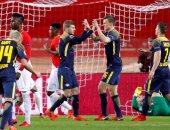 لايبزيج يكتسح موناكو برباعية ويزاحم بورتو على التأهل لدور الـ 16