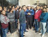 الفوج التاسع من طلاب الجامعات المصرية يزور مصانع الإنتاج الحربى