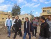 رئيس مركز ومدينة دسوق يحيل 10 أطباء وموظفين للتحقيق
