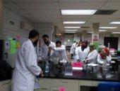 مياه القناه تنظم دورة تدريبية لرفع كفاءة الكيمائيين بالقطاعات