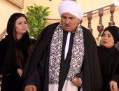 """جمال سليمان فى شقة بالهرم بسبب """"أفراح إبليس 2"""""""
