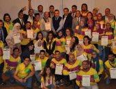 روسيا تكرم الشباب المصرى لحضورهم القوى فى مهرجان الشباب العالمى