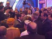صور وفيديو.. سعد الحريرى يشارك فى فعاليات المؤتمر المصرفى العربى ببيروت