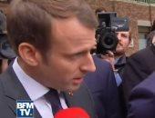 فيديو ..ماكرون ينشر فيدو له مع الجزائريين أثناء زيارته لبلد المليون شهيد