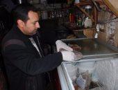ضبط 132 كيلو لحوم ومواد غذائية غير صالحة بحامول كفر الشيخ