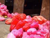 ضبط 166 طن نفيات طبية خطرة قبل إعادة تصنيعها ملابس